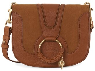 See by Chloe Leather Hana Shoulder Bag