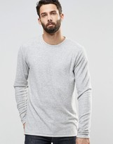 ONLY & SONS Sweatshirt in French Terry Cloth
