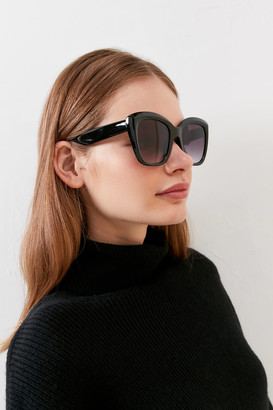Adair Oversized Square Sunglasses