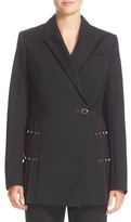 Ellery Pluto Side Pleat Jacket