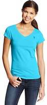 U.S. Polo Assn. Juniors' V-Neck T-Shirt