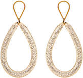 Amrita Singh Mesh Crystal Drop Earrings