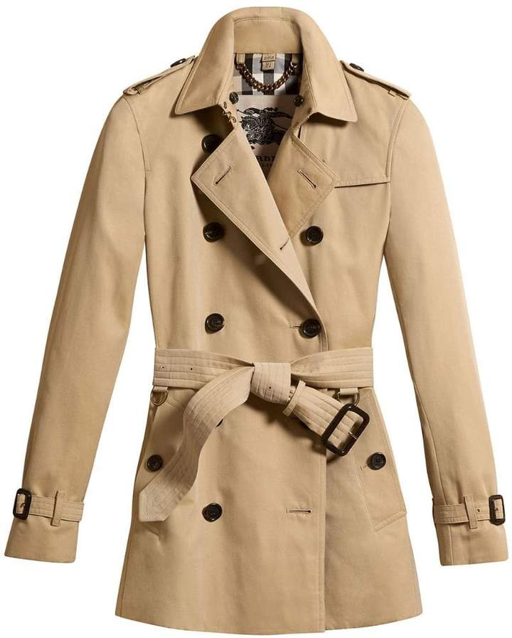 00cf3f6461eb9a Short Trench Coats - ShopStyle