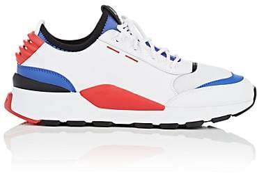 Puma Men's RS-0 Sound Leather Sneakers - White