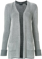 ATM Anthony Thomas Melillo long cardigan - women - Cotton/Nylon/Wool/Modal - L