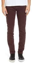 Raleigh Denim Men's Martin Slouchy Skinny Fit Jeans