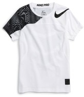 Nike Boy's Pro Hypercool Training T-Shirt