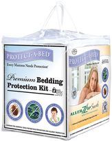 Protect A Bed Protect-A-Bed 3-pc. Premium Bedding Protection Kit