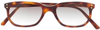 Epos Erice tortoiseshell sunglasses