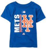 Majestic Boys 4-7) New York Mets T-Shirt
