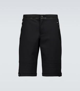 Burberry Exclusive to Mytheresa Elmeton mid-length shorts