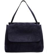 The Row Suede shoulder bag