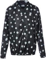 Stampd printed hooded jacket