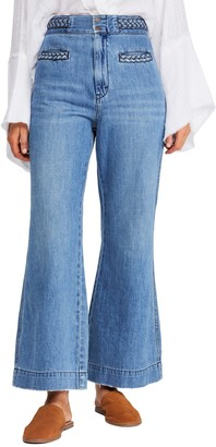 Free People Season in the Sun Jeans