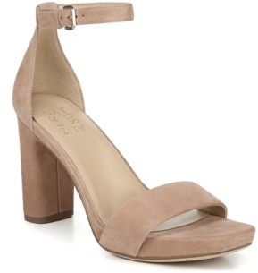 Naturalizer Joy Dress Ankle Strap Sandals Women's Shoes