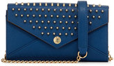 Rebecca Minkoff Smith Studded Crossbody Wallet, Navy