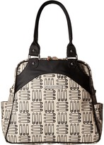 Petunia Pickle Bottom Glazed Sashay Satchel Diaper Bags