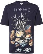 Loewe shelves print T-shirt - men - Cotton - XS