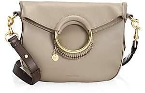 See by Chloe Women's Medium Monroe Bracelet Leather Crossbody Bag