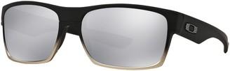 Oakley OO9189 Two Face Rectangular Sunglasses