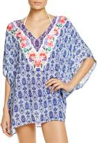 Nanette Lepore In the Tropics Printed Caftan Swim Cover-Up - 100% Exclusive