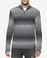 Calvin Klein Jeans Men's Spacedye Sweater