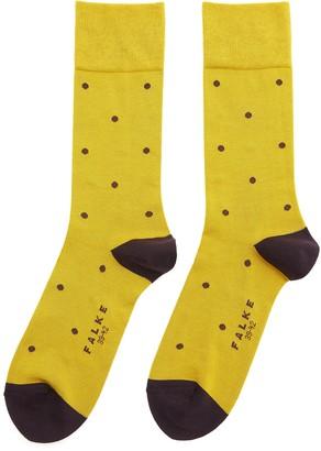 Falke Polka dot crew socks