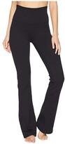 Beyond Yoga High Waisted Practice Pants (Jet Black) Women's Casual Pants