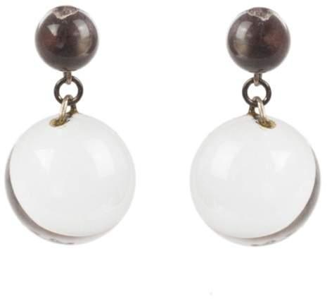 Artdeco Art Deco Pools of Light Dangle Ball Earrings