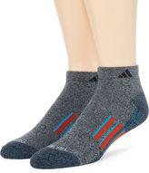 adidas Mens 2-pk. climalite Performance Low-Cut Socks