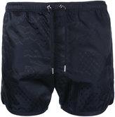 Neil Barrett drawstring shorts - men - Polyamide - XL