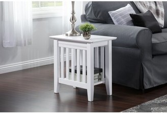 Grove Lane Katalina End Table Grovelane Color: White