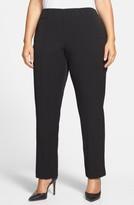 Vince Camuto Plus Size Women's Seam Detail Pants