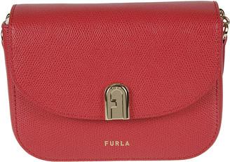 Furla Flap Chain Strap Shoulder Bag