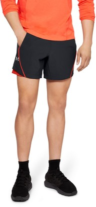 "Under Armour Men's UA Speedpocket Linerless 6"" Shorts"