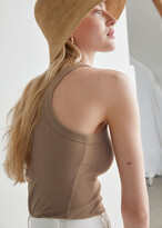 Thumbnail for your product : And other stories Ribbed Tank Top