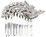 Ben-Amun Women's Roseline Bridal Wedding Decorative Hair Comb with Swarovski Crystal