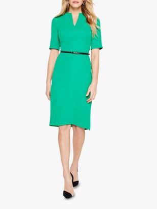 Damsel in a Dress City Suit Dress, Green
