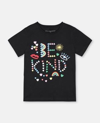 Stella McCartney be kind cotton t-shirt