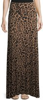 Rachel Pally Animal-Print Long Full Convertible Skirt