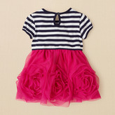 Children's Place Striped tutu dress