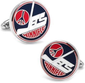 Cufflinks Inc. NHL Vintage Winnipeg Jets Cuff Links