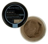 Rimmel Cool Matte 16hr Mousse Foundation - 201 Classic by