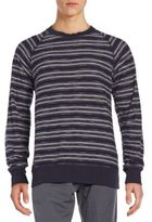 Billy Reid Elton Slub Knit Sweater