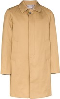 Thom Browne Mackintosh overcoat