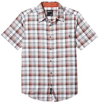Marmot Syrocco Short Sleeve Shirt (Picante) Men's Short Sleeve Button Up