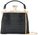Ermanno Scervino top clasp mini bag