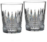 Waterford Wedgwood Lismore Diamond Tumbler Set Of 2