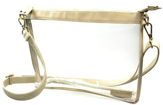 clear Capri Designs Small Crossbody