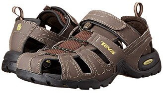 Teva Forebay (Turkish Coffee) Men's Shoes